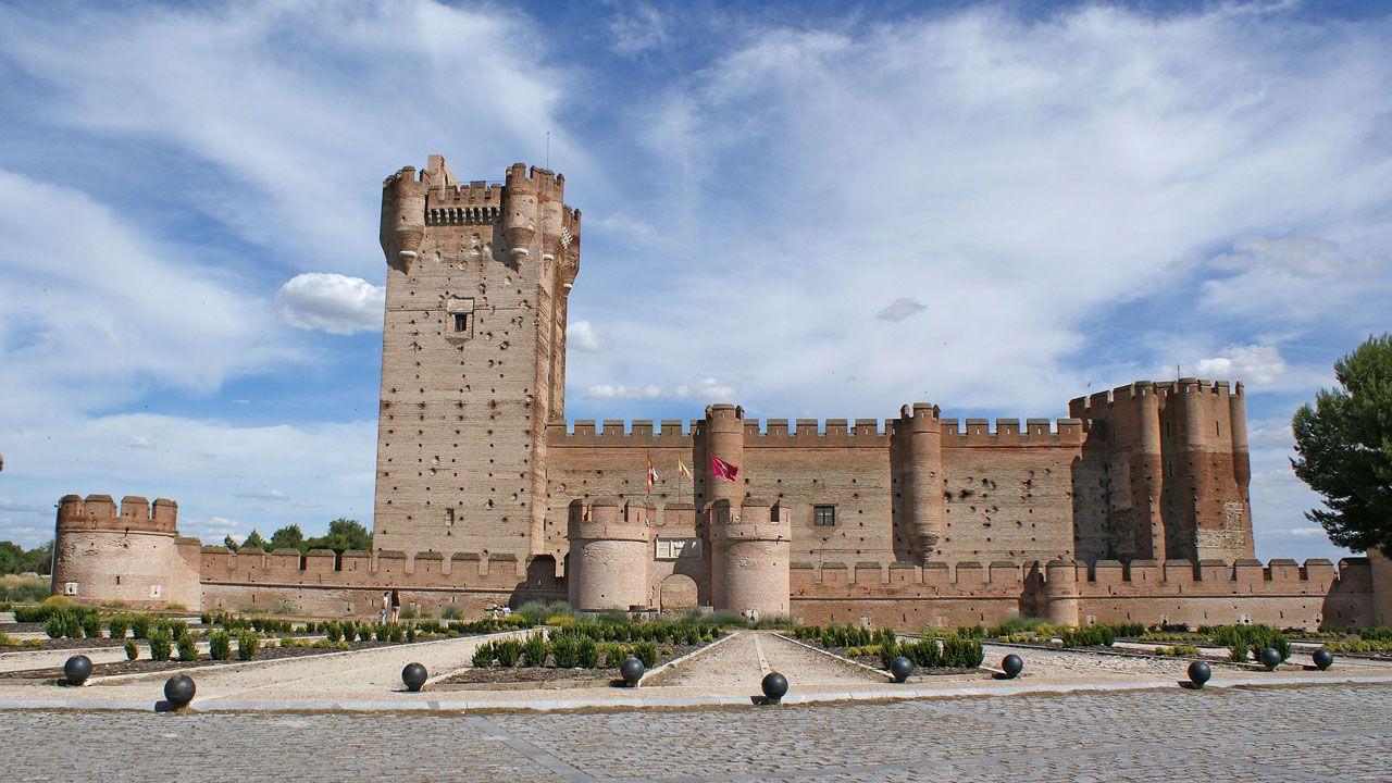 Castillo de Mota