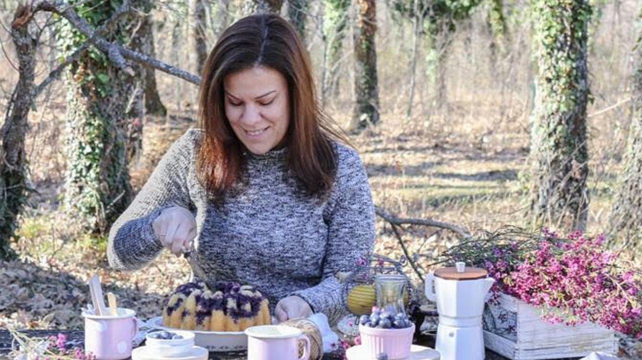 Ferrán Adriá dialoga con cocineros gallegos.Eva Salorio