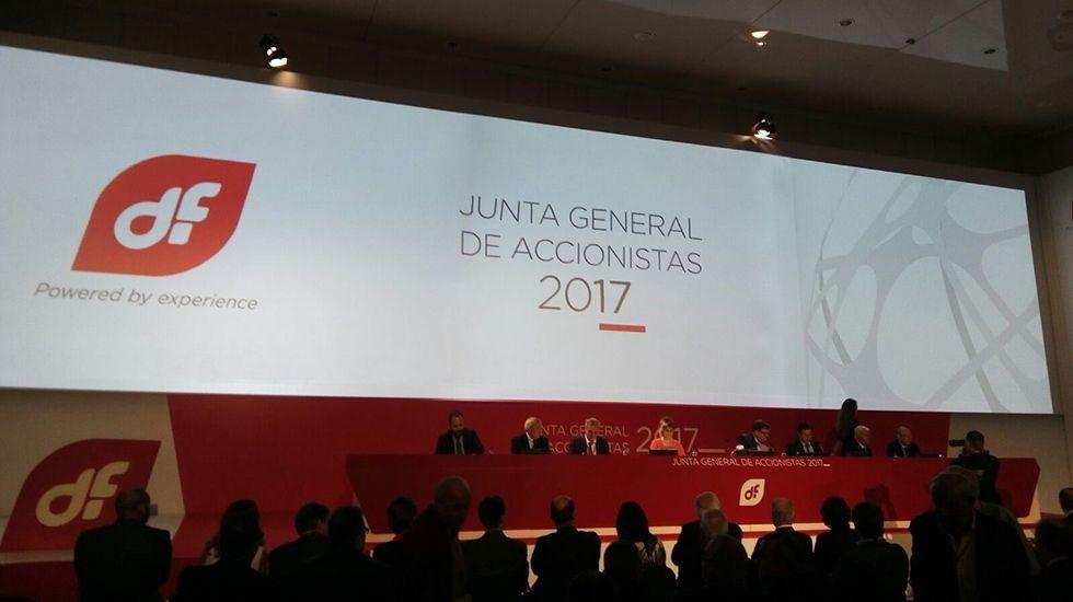 Junta General de Accionistas de Duro Felguera