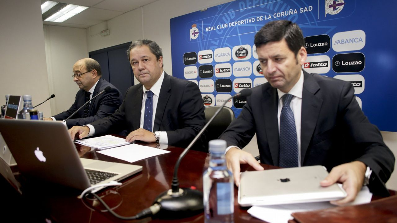 La ampliación de capital fue otra de las apuestas del consejo de administración de Tino Fernández