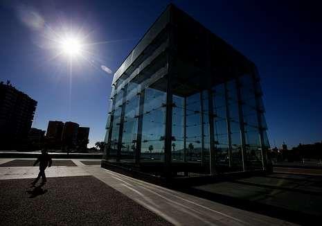 Cómo hubiese contado Instagram los grandes hitos de la historia.El Pompidou prevé abrir su sede en Málaga en el 2015.