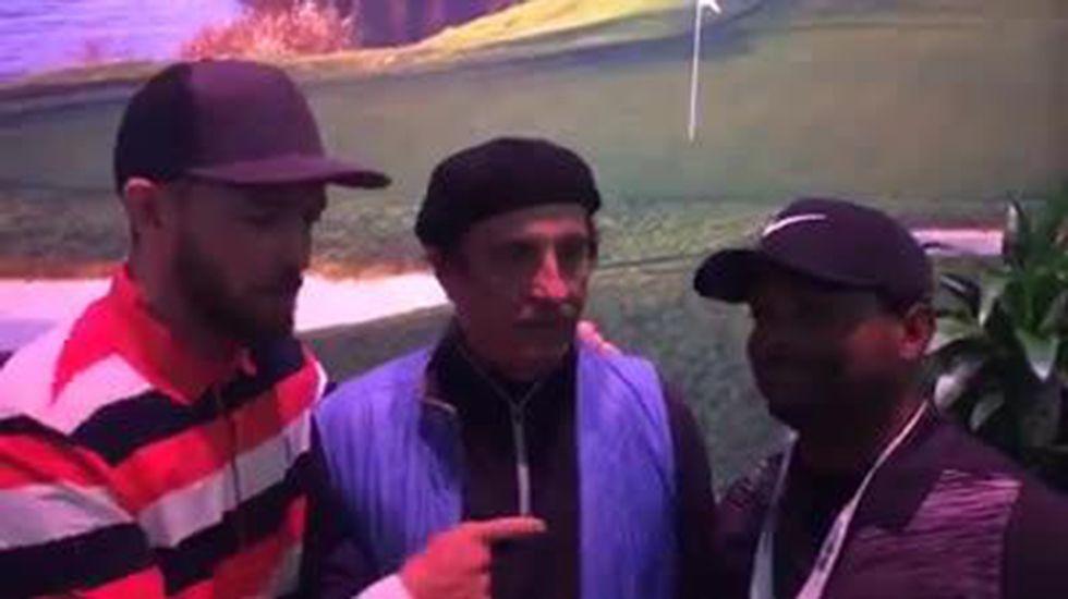 Justin Timberlake y los mejores golfistas del mundo apoyan el torneo solidario «Amigos de Guille».El cantante Bruno Mars está en la programación de festivales como Pinkpop (Holanda) y Rock in Rio Lisboa (Portugal)