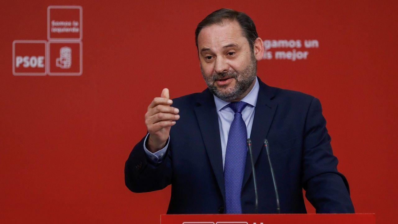 .Ministerio de Fomento: José Luis Ábalos