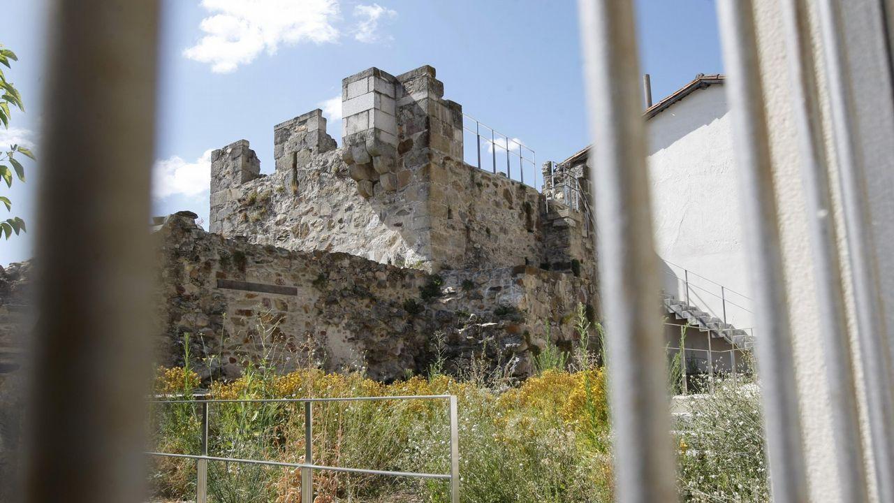 Los nuevos monumentos BIC de la Ribeira Sacra.San Antolín de Bedón