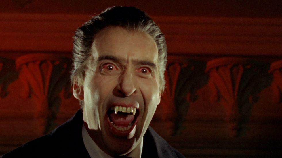 Un fotograma de «Drácula de Bram Stoker»