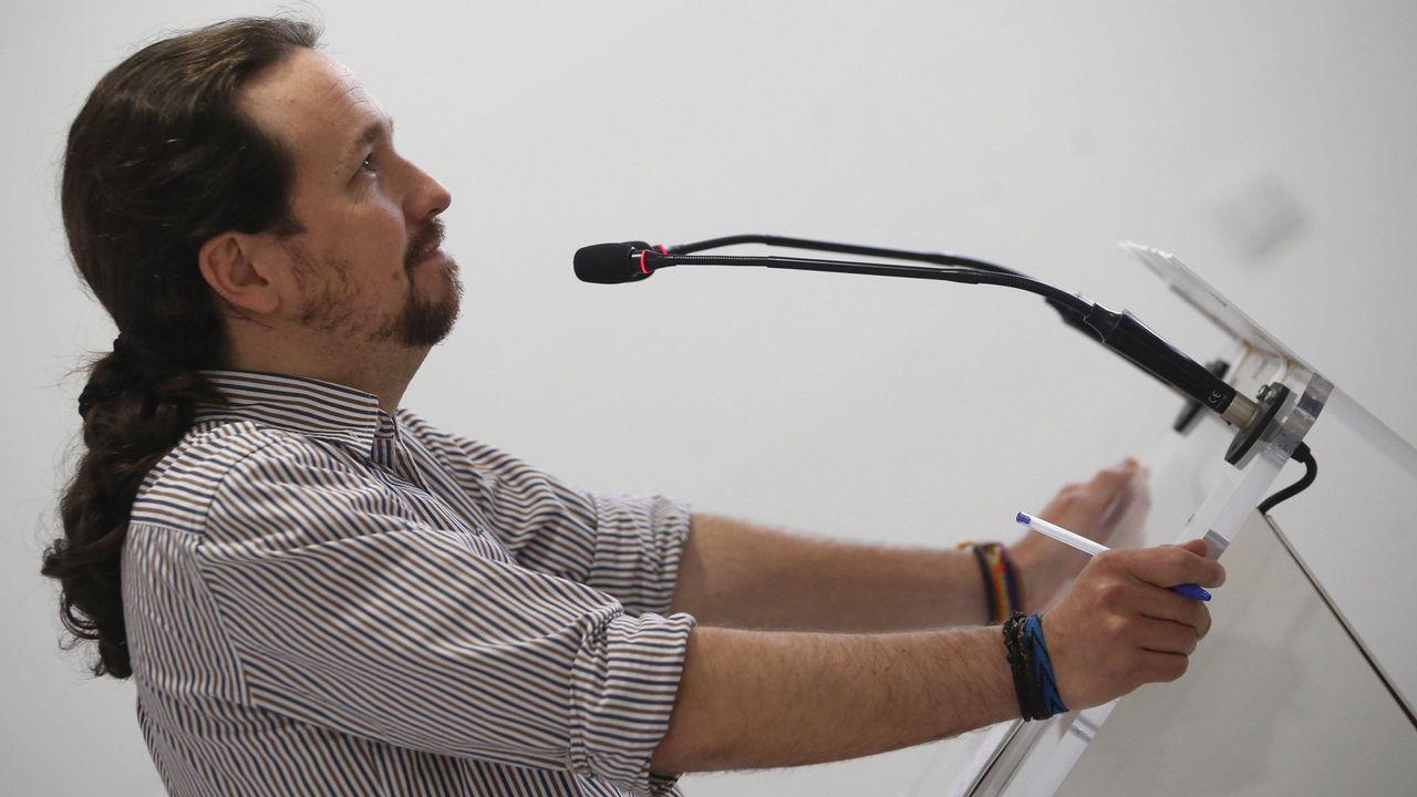 ¿Volvería Pablo Iglesias a comprarse el polémico chalé?.Pablo Iglesias
