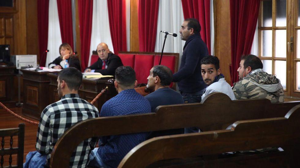 Los acusados por el tiroteo del CHUO de 2016 dan su versión