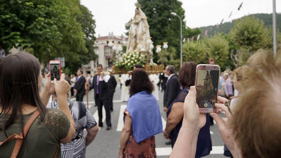Ribadavia vive el día grande de las Festas do Portal