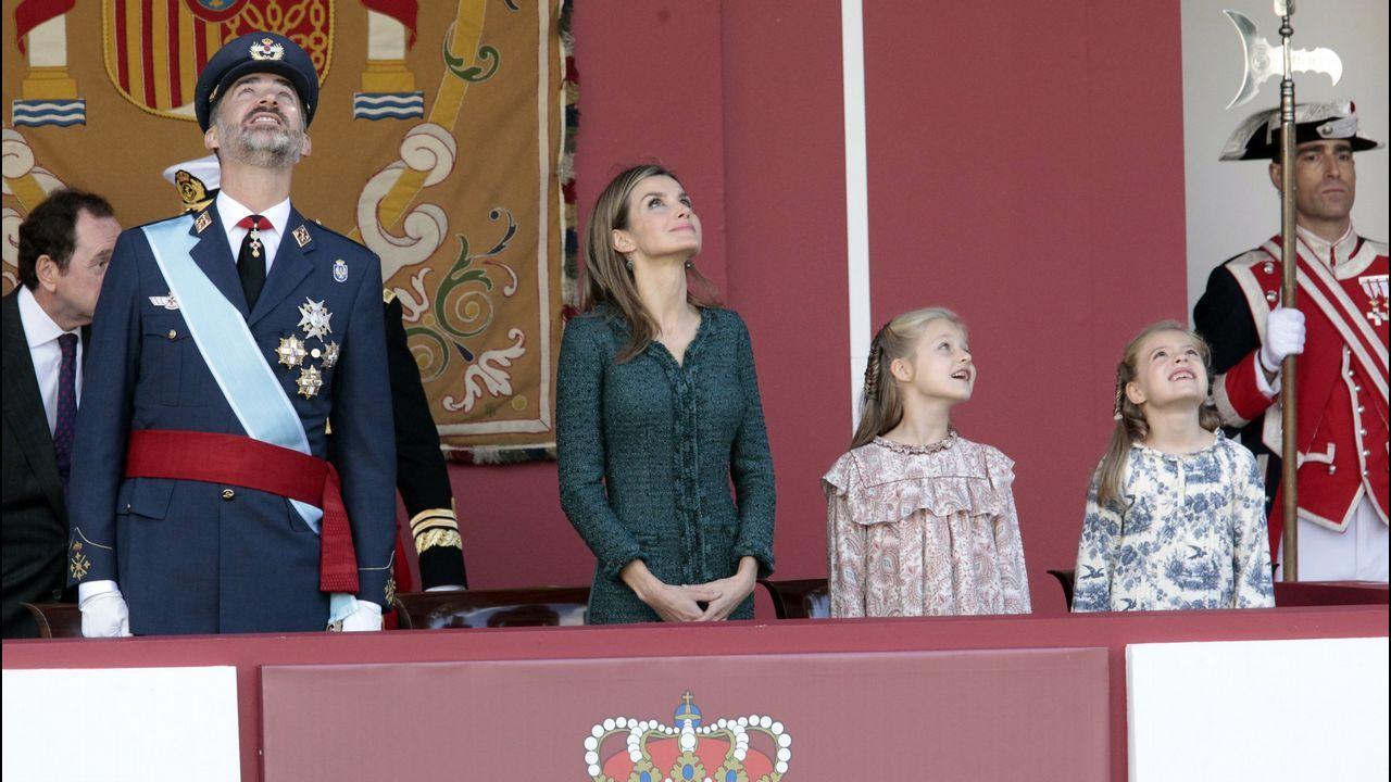 Proclamación ante las Cortes Generales del Rey Felipe VI, en junio de 2014
