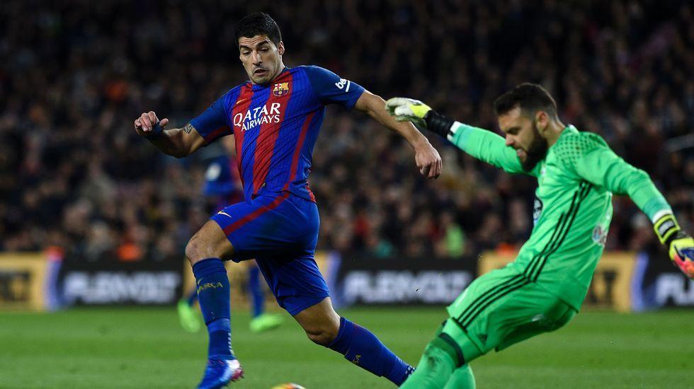 Barcelona 5 - Celta 0 (4 de marzo)