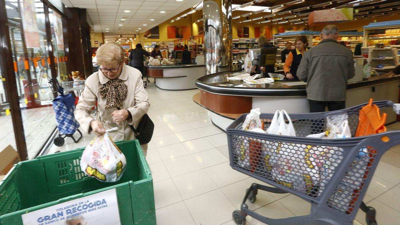 Pancho, el abuelo de Galicia, celebra sus 108 años en Foz
