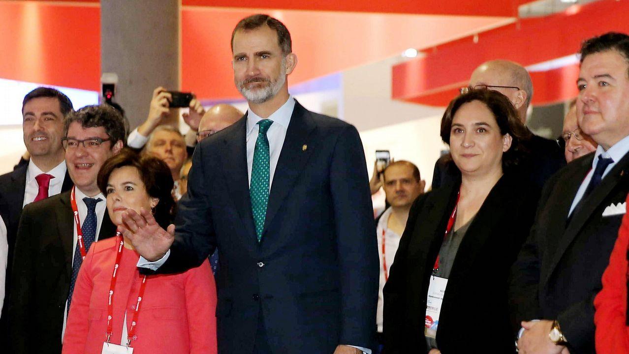 Letizia Ortiz y el entonces príncipe de Asturias, el día de la pedida de mano.Letizia Ortiz y el entonces príncipe de Asturias, el día de la pedida de mano