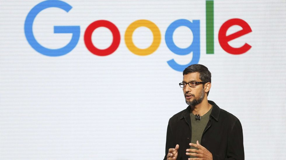.Sundar Pichai, CEO de Google