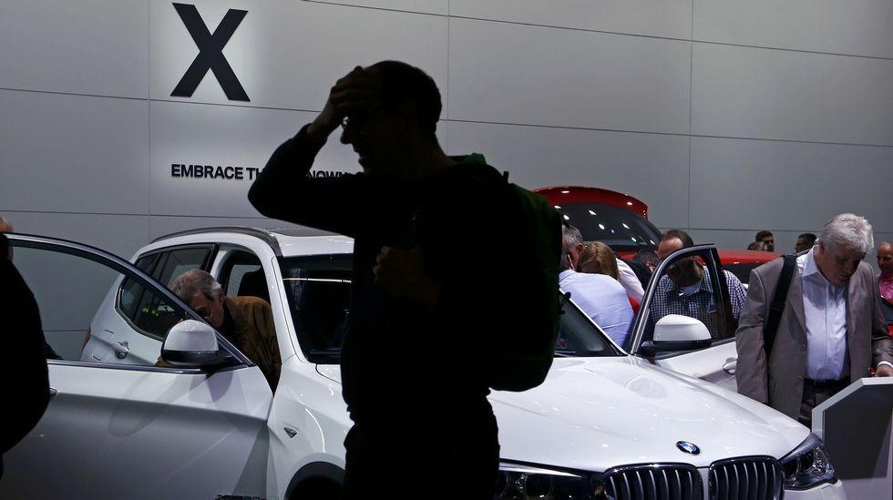 .BMW desmintió ayer cualquier irregularidad en las emisiones de sus vehículos.