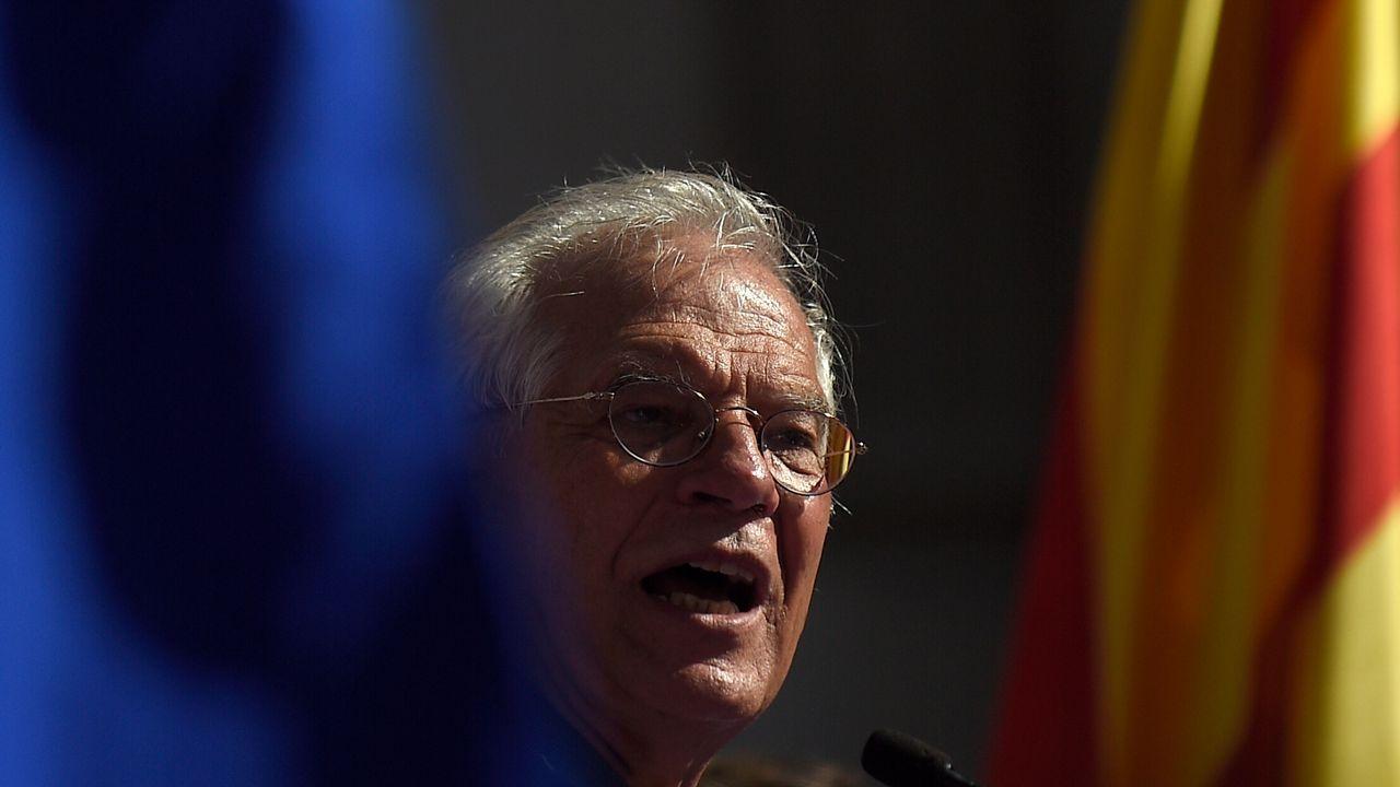 Borrell sobre Cataluña: «No más fronteras»