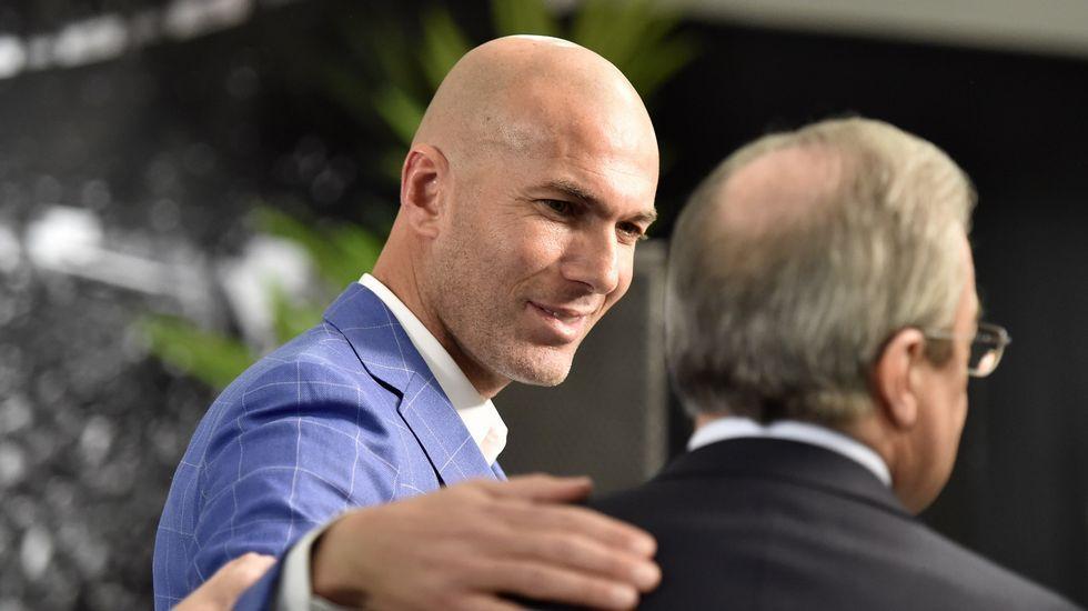 Relevo en el Madrid