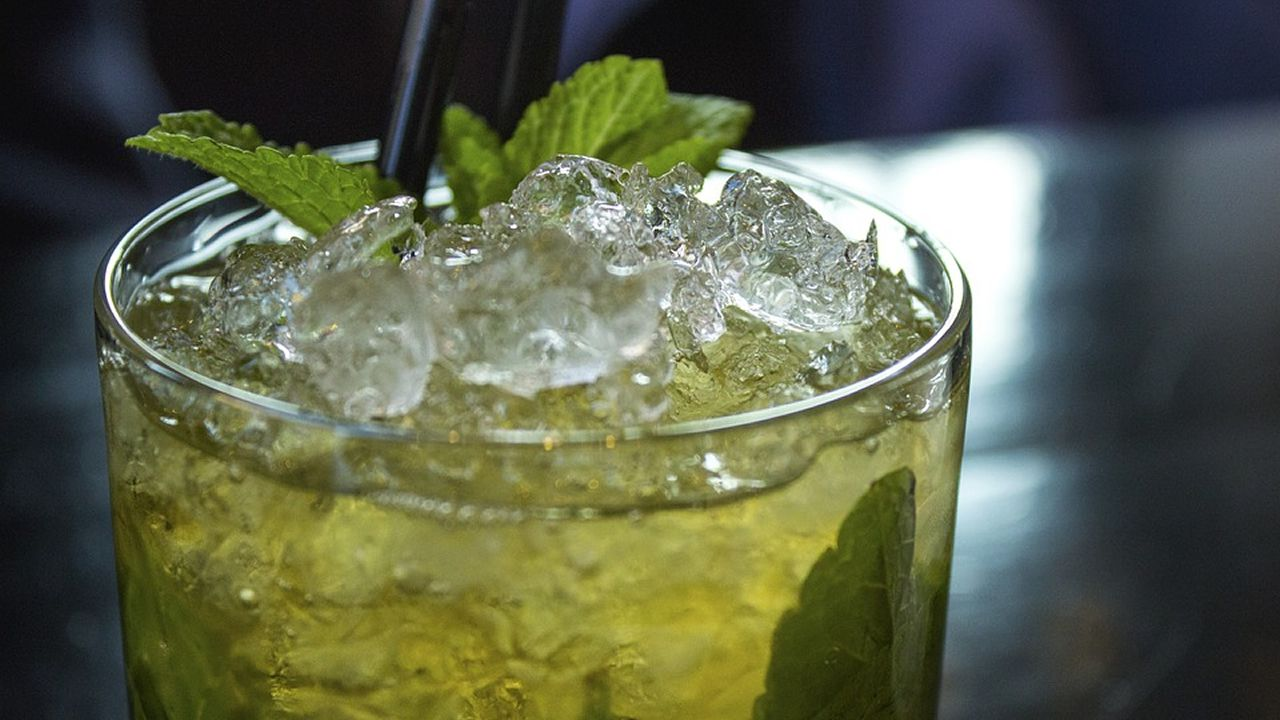 Mojitos: barra libre de bacterias.