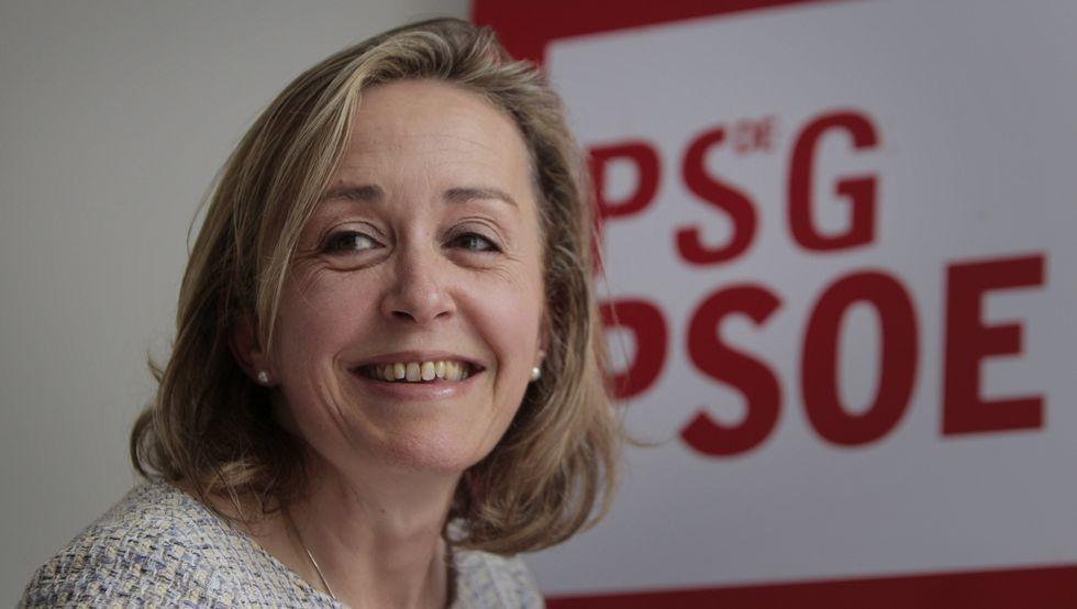 Laura Rodríguez acaba de reincorporarse al Concello.