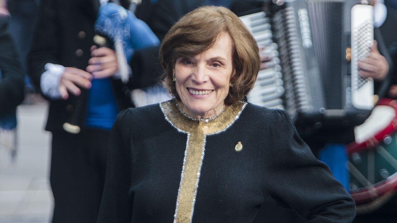 La oceanógrafa Sylvia A. Earle