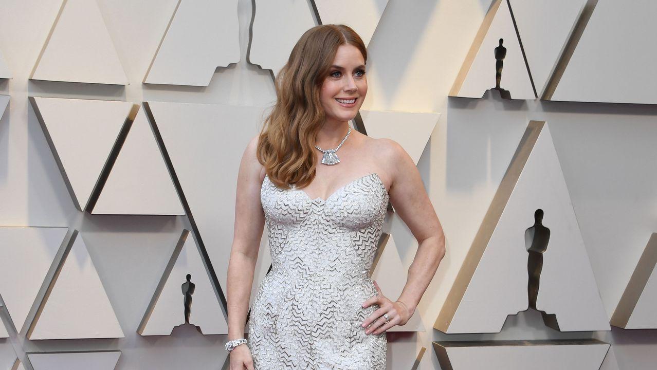 Amy Adams opta a la mejor actriz de reparto por  El vicio del poder
