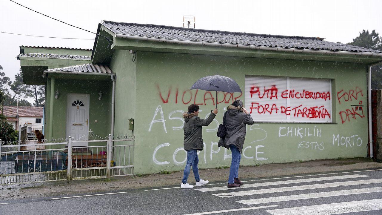 Valerio descarta intervenir Alcoa: «No estamos en un régimen comunista».La casa embargada, hoy vacía, está en Taragoña