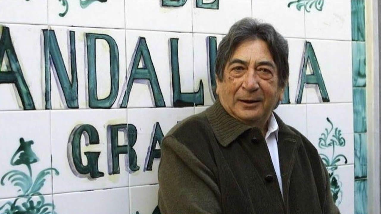 El escritor y político granadino José Ladrón de Guevara.