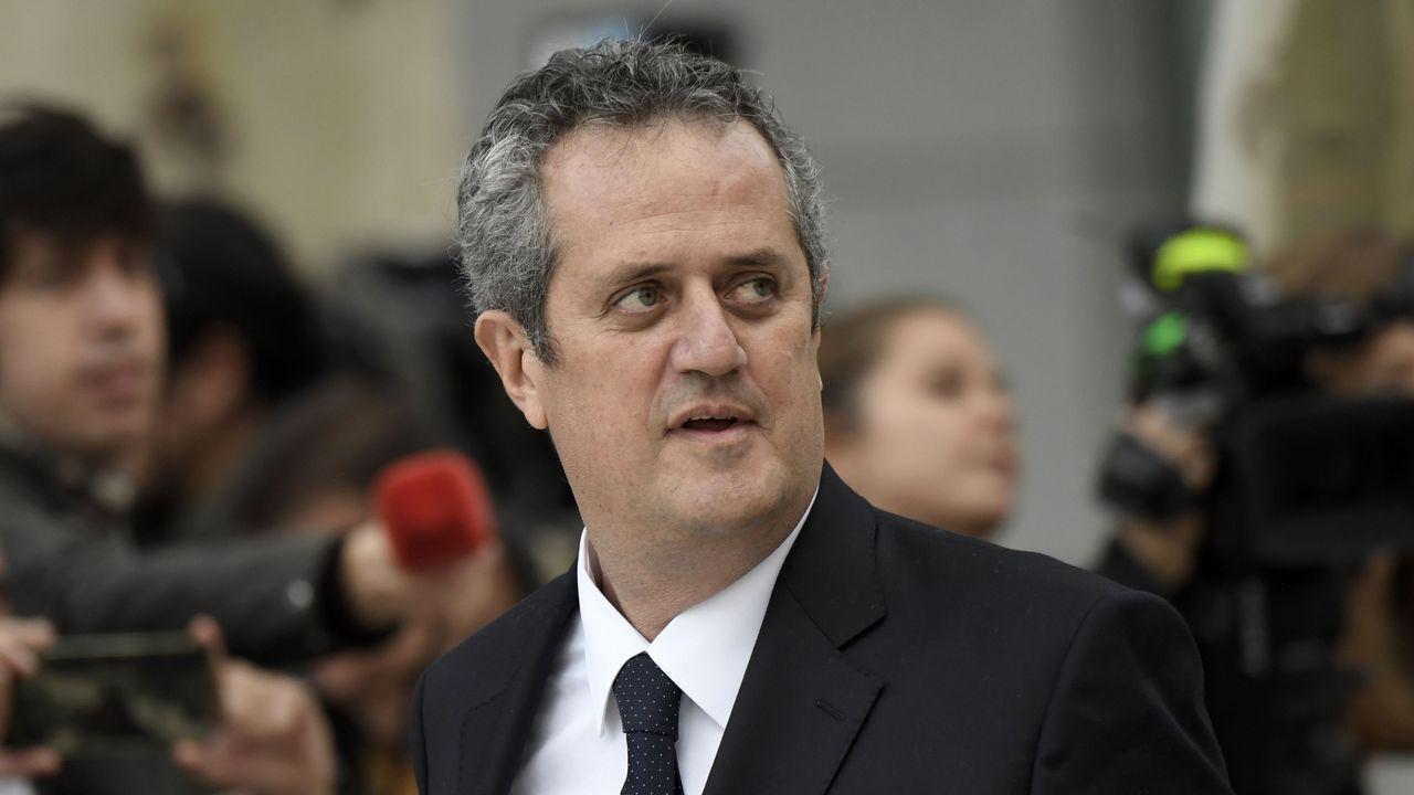 El exconsejero de Interior Joaquim Forn, del PDECat, irá a Estremera