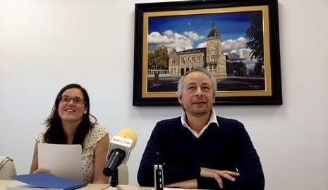 La ruta será guiada por la historiadora del arte Carmela Sánchez.