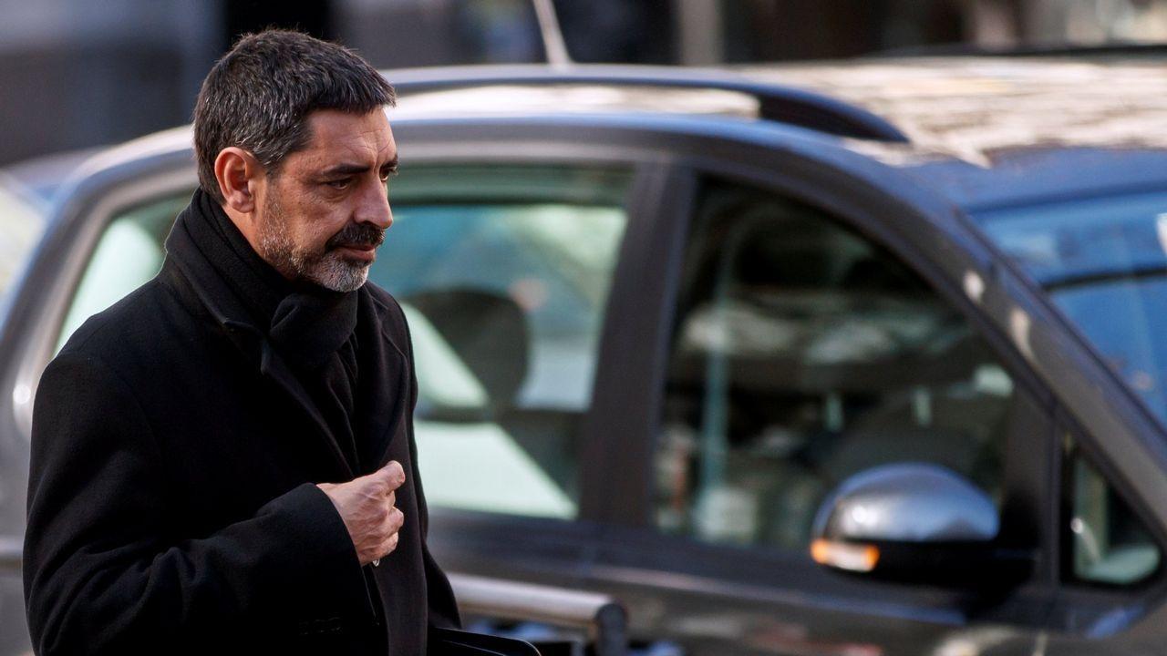 .Trapero está acusado de sedición y pertenencia a organización criminal