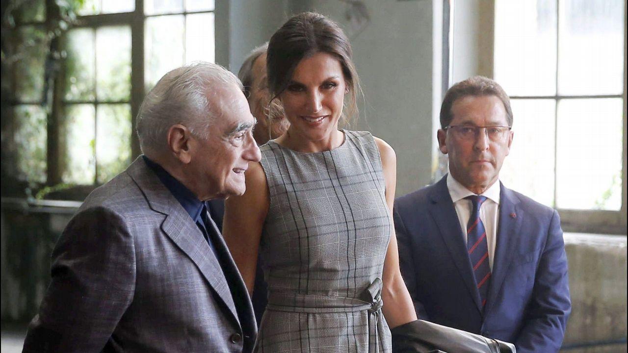 La milla de oro de Vigo apuesta por el inglés.Los vestidos de Letizia durante la semana de los Premios Princesa 2018