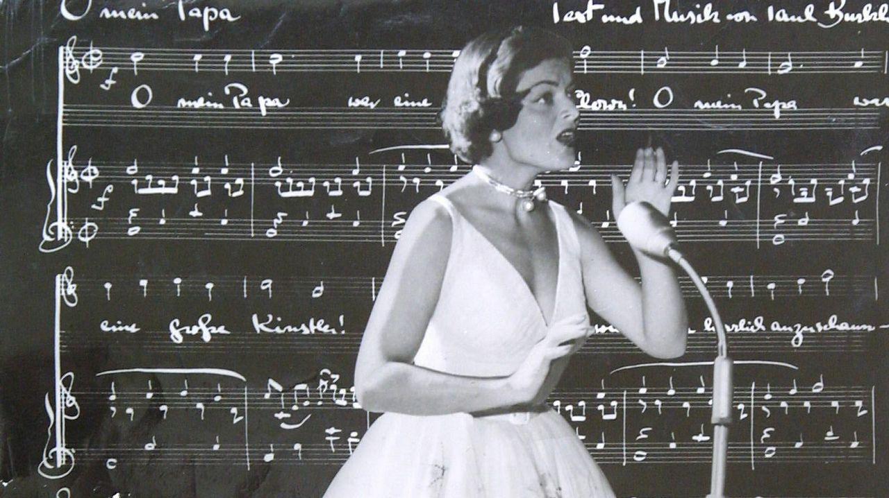 Lys Assia, una carrera vinculada a Eurovisión
