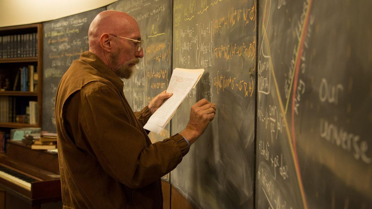 Kip Thorne ejerció de asesor científico en Interstellar
