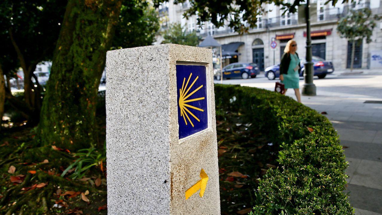 Haciendo el Camino para cambiar el camino de sus vidas.Un trama de la etapa del Camino de Santiago entre Pola de Allande y Berducedo
