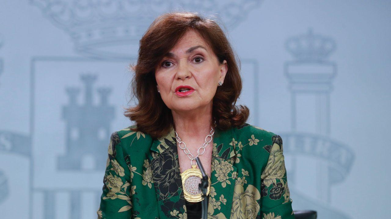 En directo:rueda de prensa del Gobierno tras el Consejo de Ministros