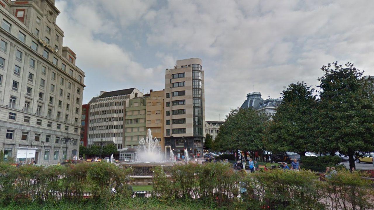Plaza de la Escandalera (Oviedo)
