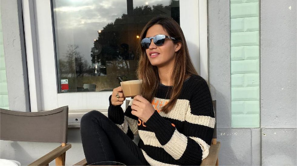 ¿Volverá Sara Carbonero a Telecinco tras la excedencia?.Sara Carbonero, durante una presentación que tuvo lugar en junio en Madrid