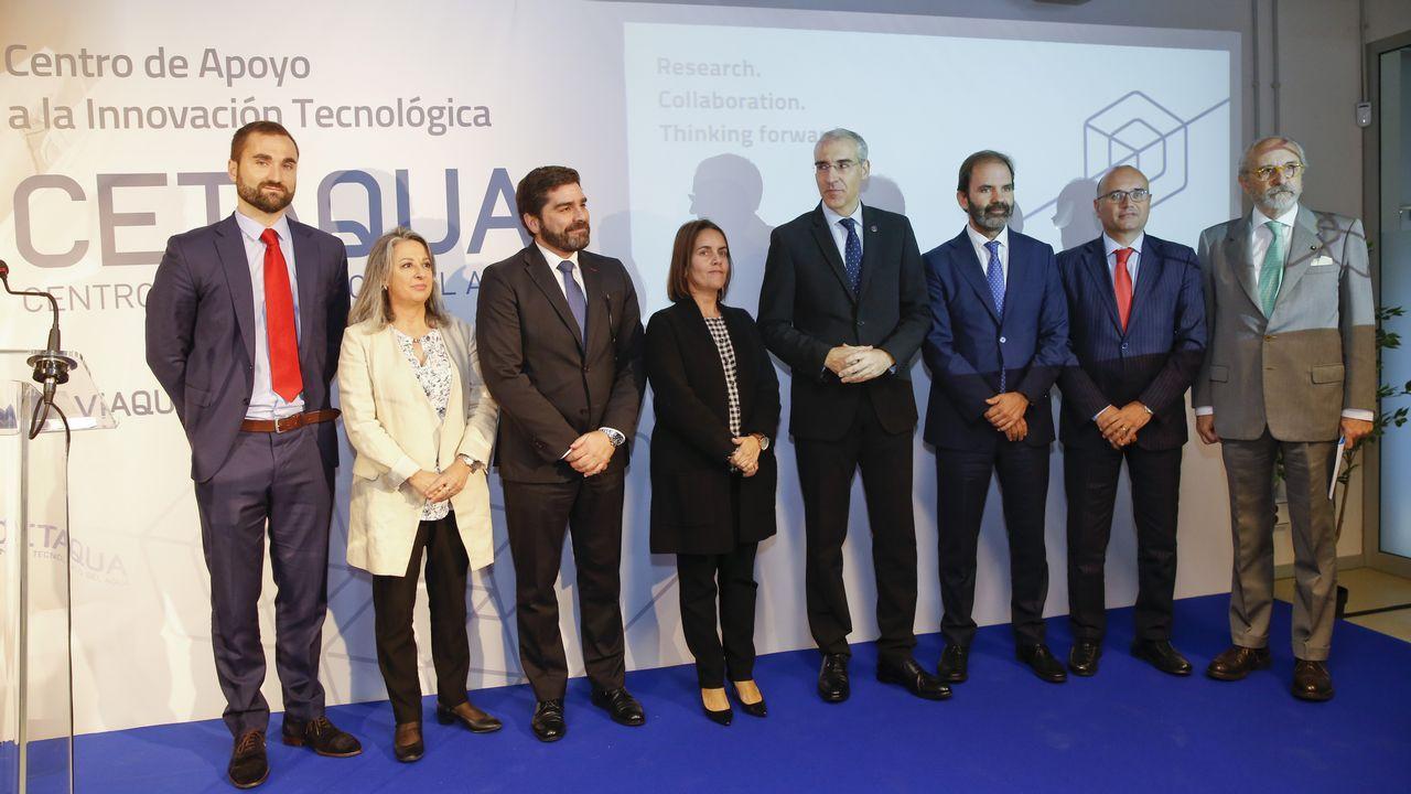 La científica asturiana Rosa Menéndez.El ministro de Hacienda, Luis de Guindos, compareciendo en el Pleno