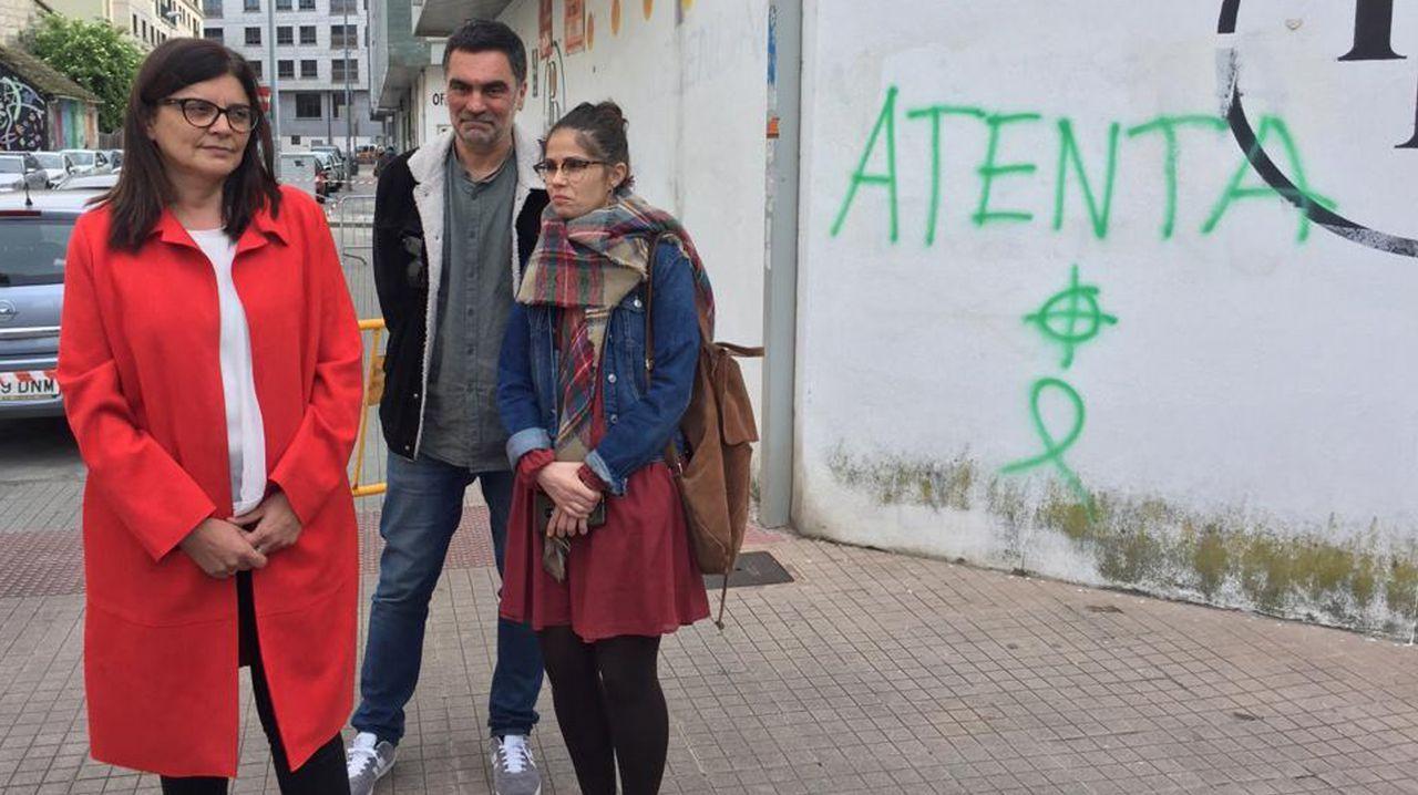 La visita de Pedro Sánchez a Ourense, en imágenes