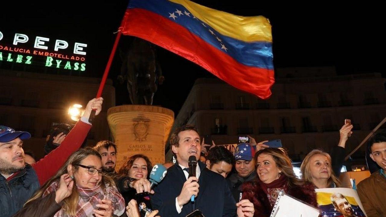 Pedro Sánchez, durante la clausura del Consejo de la Internacional Socialista en Santo Domingo