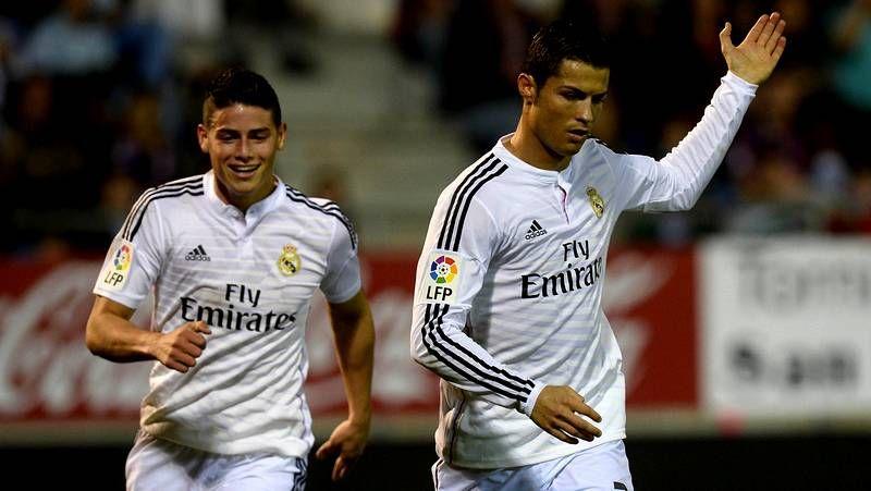 El Real Madrid-Celta, en fotos.El meta gallego volvió a jugar a principios de noviembre tras su lesión.