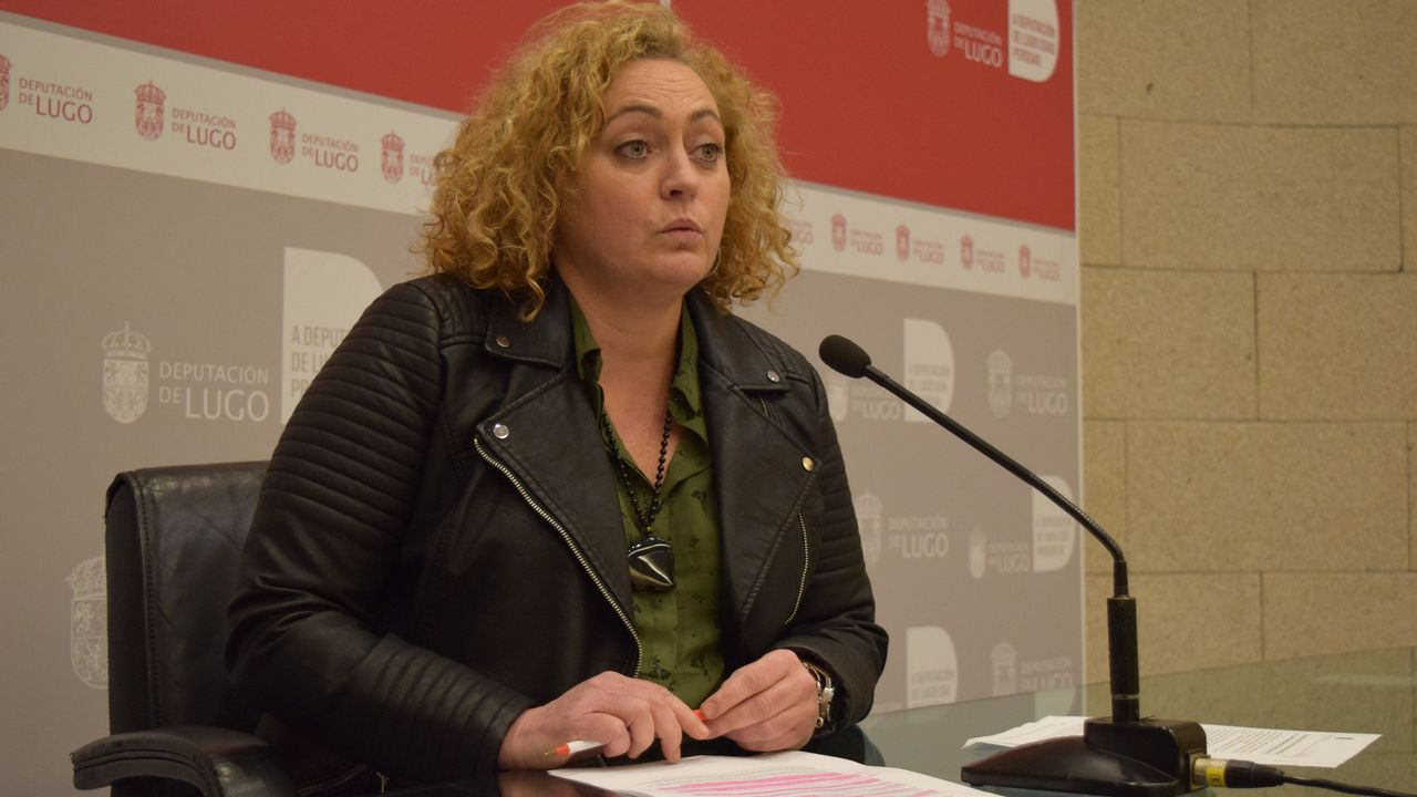 La diputada provincial Sonsoles López, la apuesta de la dirección provincial y la más votada por los militantes para encabeza la lista al Congreso del  PSOE