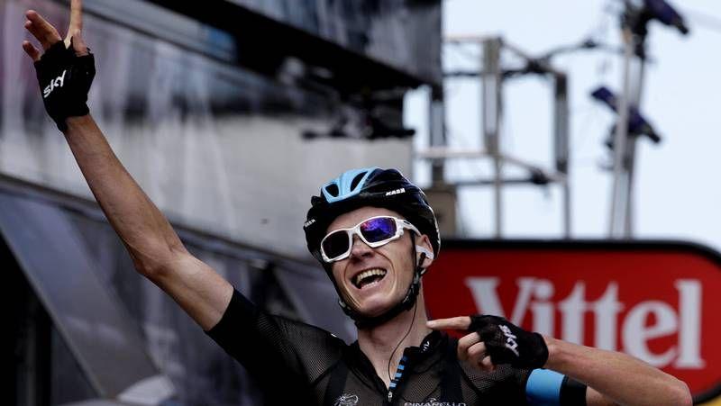 Decimoprimera etapa del Tour de Francia