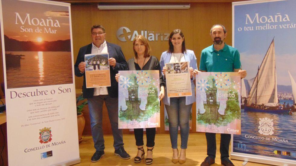 La gran fiesta del vino de Ribeira Sacra en imágenes.Asunción Rodríguez, de la bodega Crego e Monaguillo