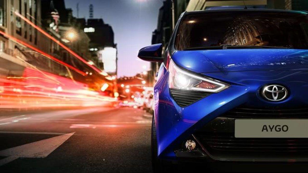 .Toyota Aygo