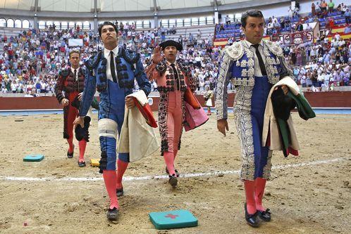 La feria taurina de Pontevedra, en imágenes