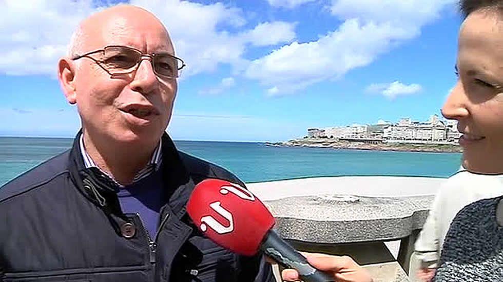 El fútbol gallego vivió ayer una penúltima jornada de Liga muy festiva