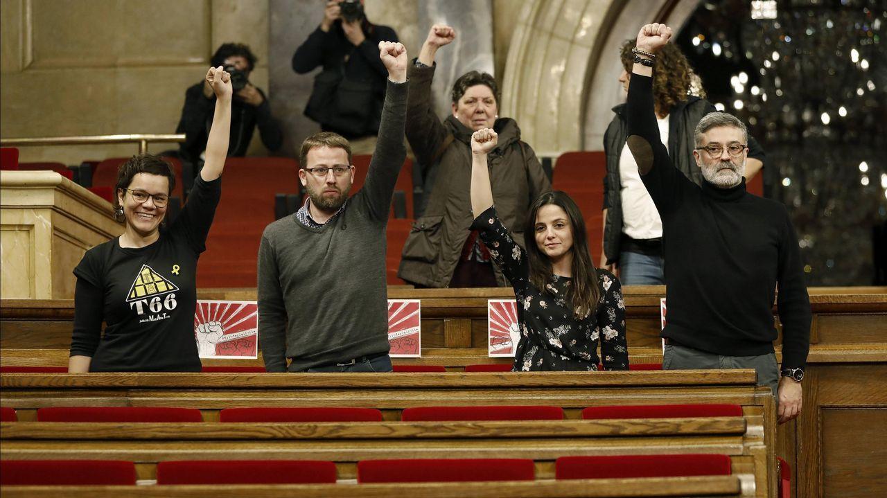 Investidura aplazada que no desconvocada en el Parlament