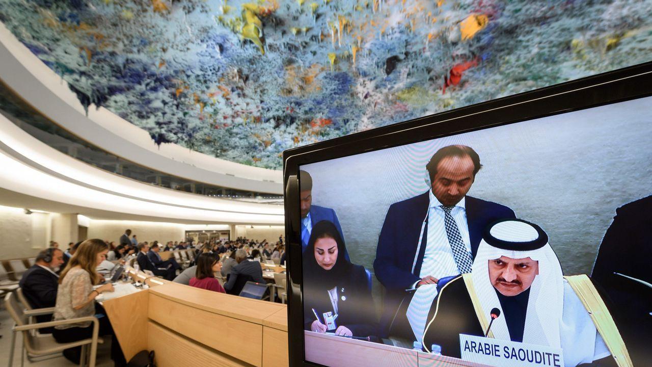 El presidente de la Comisión de Derechos Humanos de Arabia Saudi