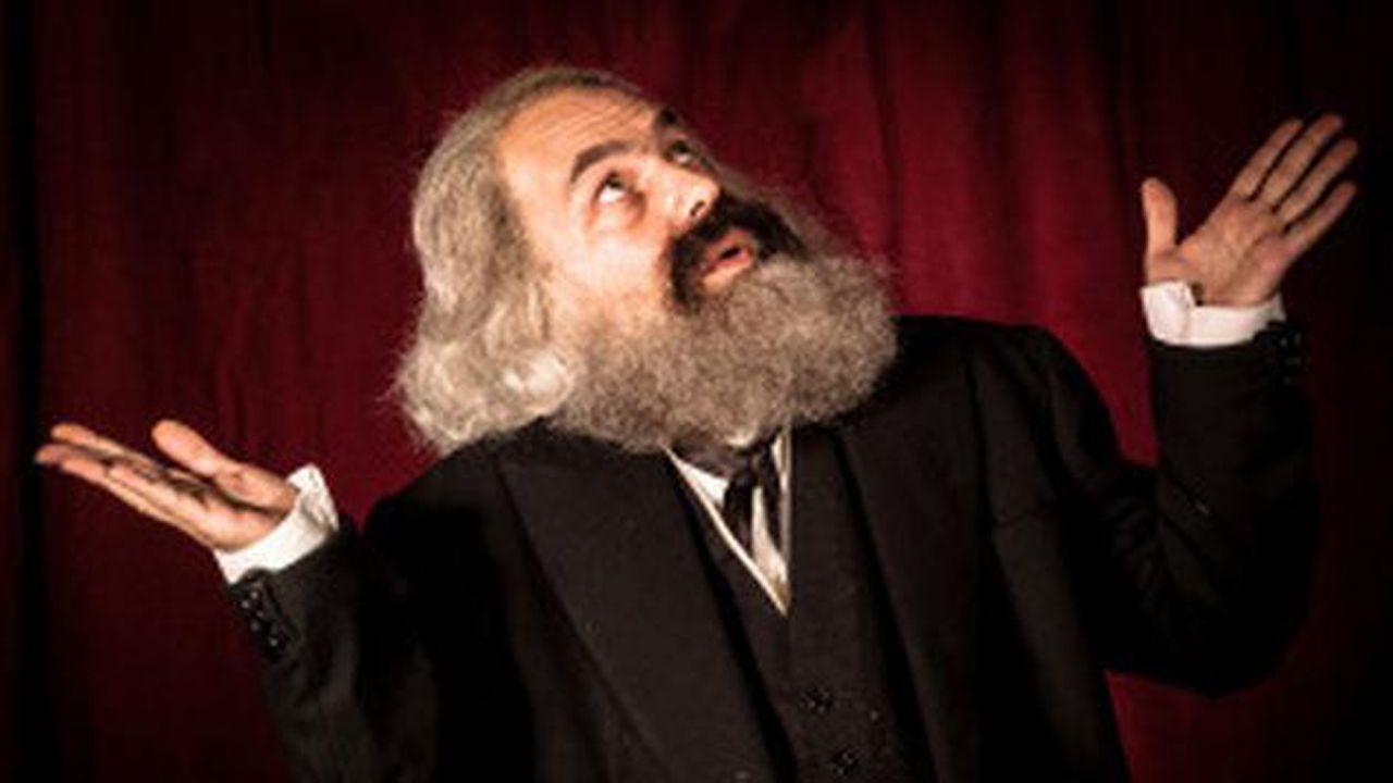 Caracterización de «Marx en el Soho»