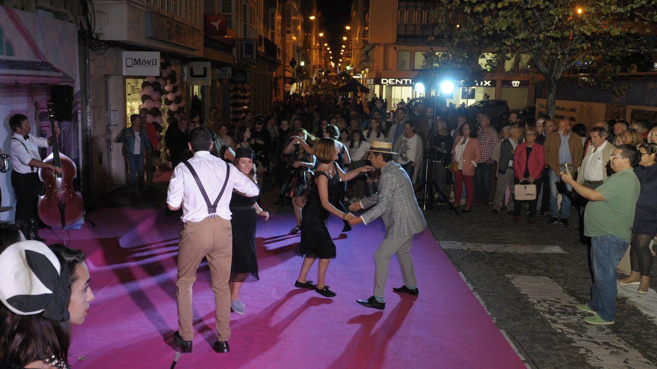 Ferrol celebra su noche más fashion